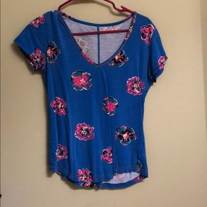 Lilly Pulitzer Tops - Lilly Pulitzer flower top